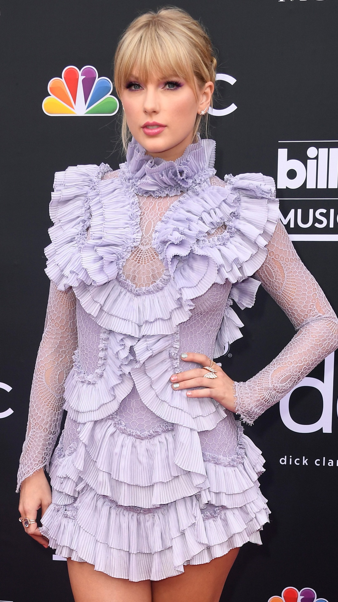 Taylor Swift from The Most Outrageous Looks at the 2019