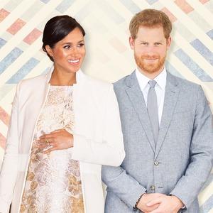 Prince Harry, Meghan Markle, Royal Baby, Large Teaser