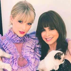 Taylor Swift, Paula Abdul