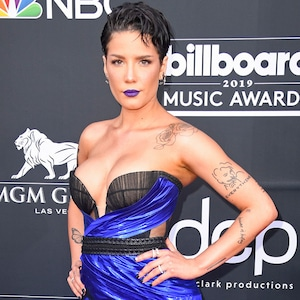 Halsey, 2019 Billboard Music Awards, Red Carpet Fashions