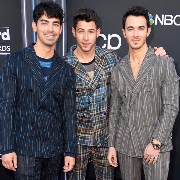 Joe Jonas, Nick Jonas, Kevin Jonas, Jonas Brothers, 2019 Billboard Music Awards