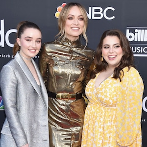 Kaitlyn Dever, Olivia Wilde, Beanie Feldstein, 2019 Billboard Music Awards