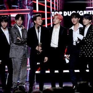 BTS, 2019 Billboard Music Award, Winner