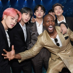 Terry Crews, BTS, 2019 Billboard Music Awards