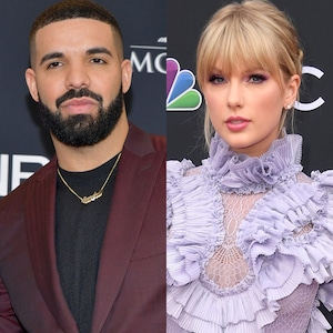 Drake, Taylor Swift, 2019 Billboard Music Awards