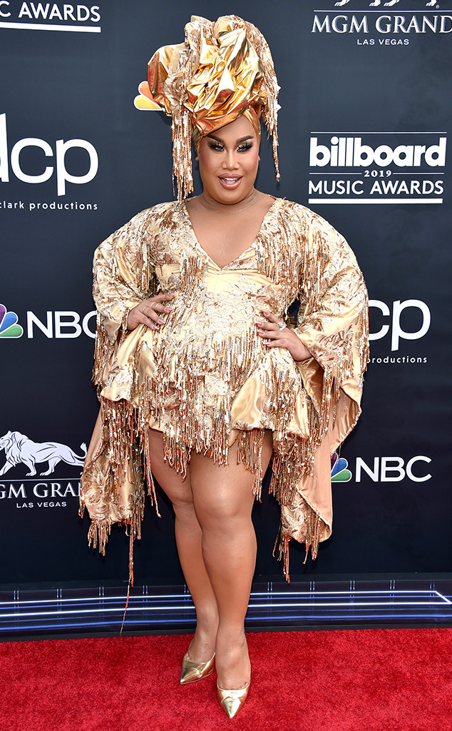 2019 Billboard Music Awards, Outrageous Fashion, Patrick Starrr