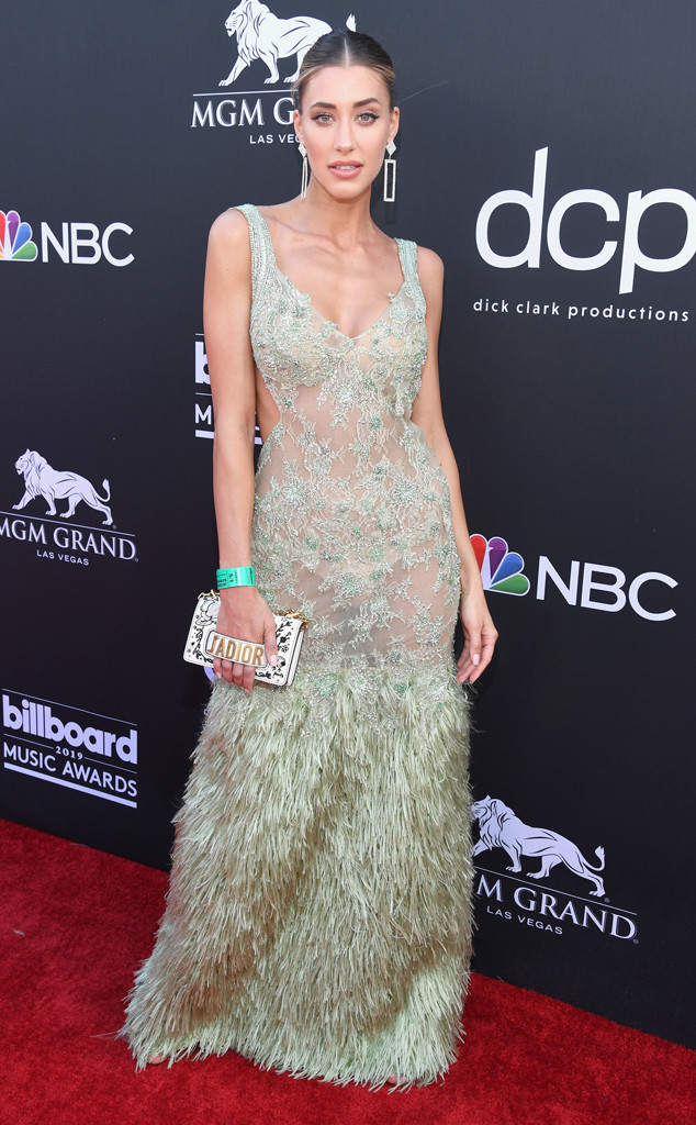 Taylor Swift, Cardi B and More Celebs Dazzle in Pastel at