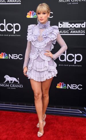 Taylor Swift, 2019 Billboard Music Award, Red Carpet Fashions