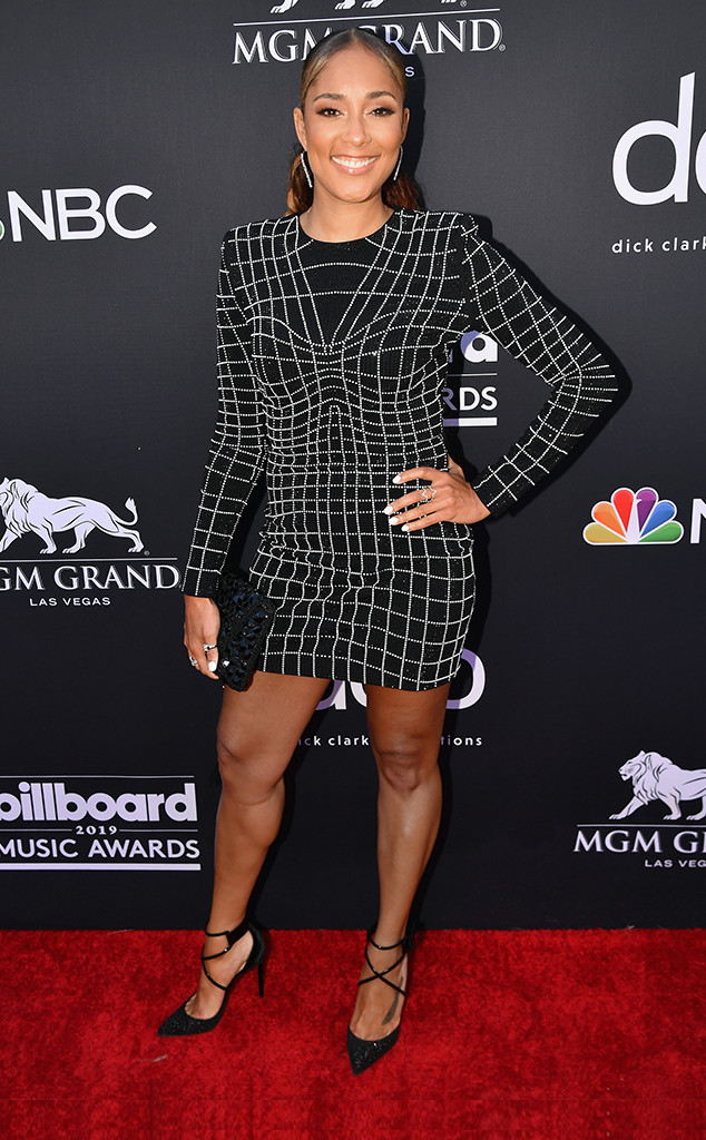 Amanda Seales, 2019 Billboard Music Awards, Red Carpet Fashions