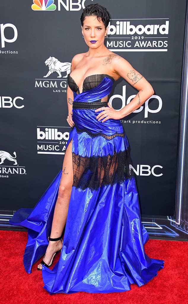 Halsey, 2019 Billboard Music Awards, Red Carpet Fashions