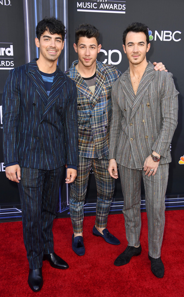 Joe Jonas, Nick Jonas, Kevin Jonas, Jonas Brothers, 2019 Billboard Music Awards