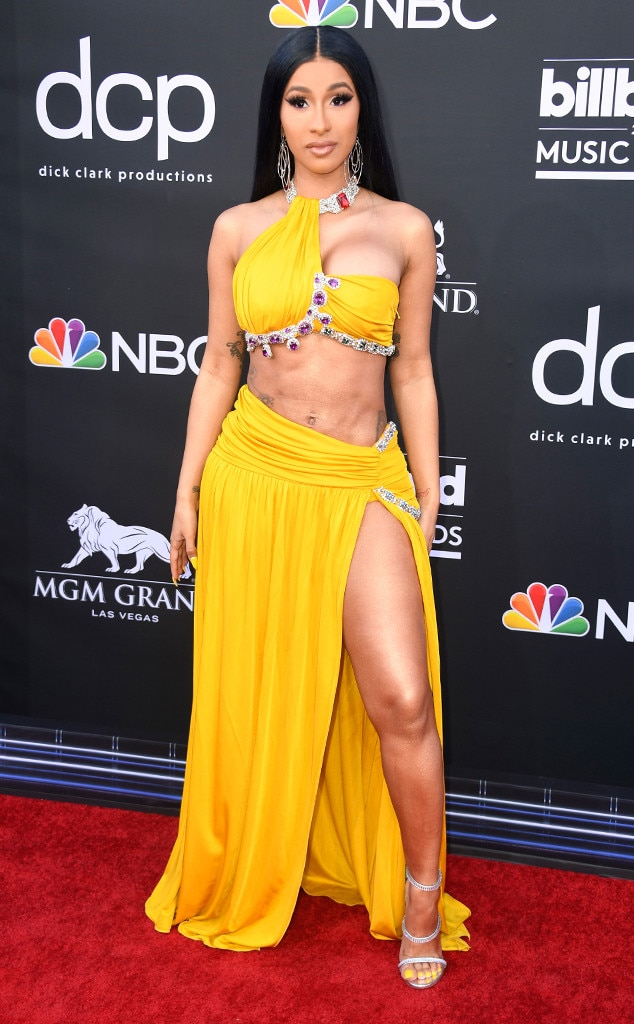 Cardi B, 2019 Billboard Music Award, Red Carpet Fashions