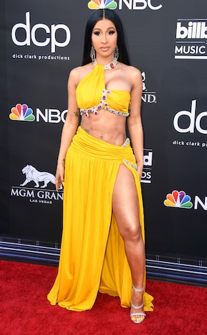 Cardi B, 2019 Billboard Music Award, Red Carpet Fashions