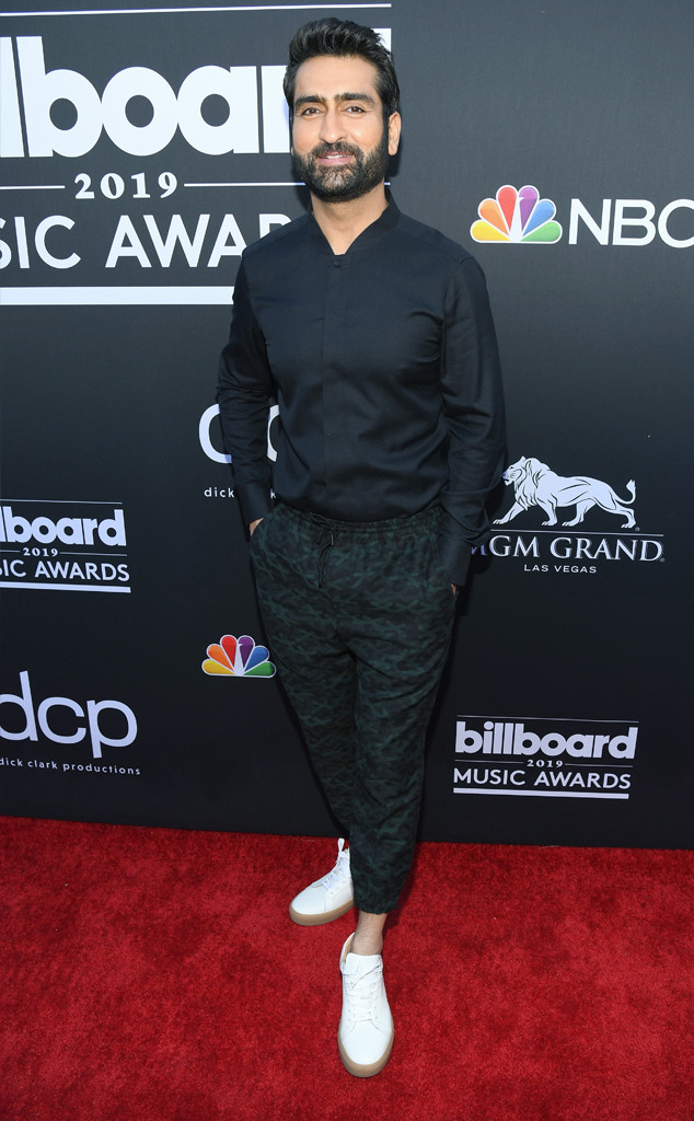 Kumail Nanjiani, 2019 Billboard Music Award, Red Carpet Fashions