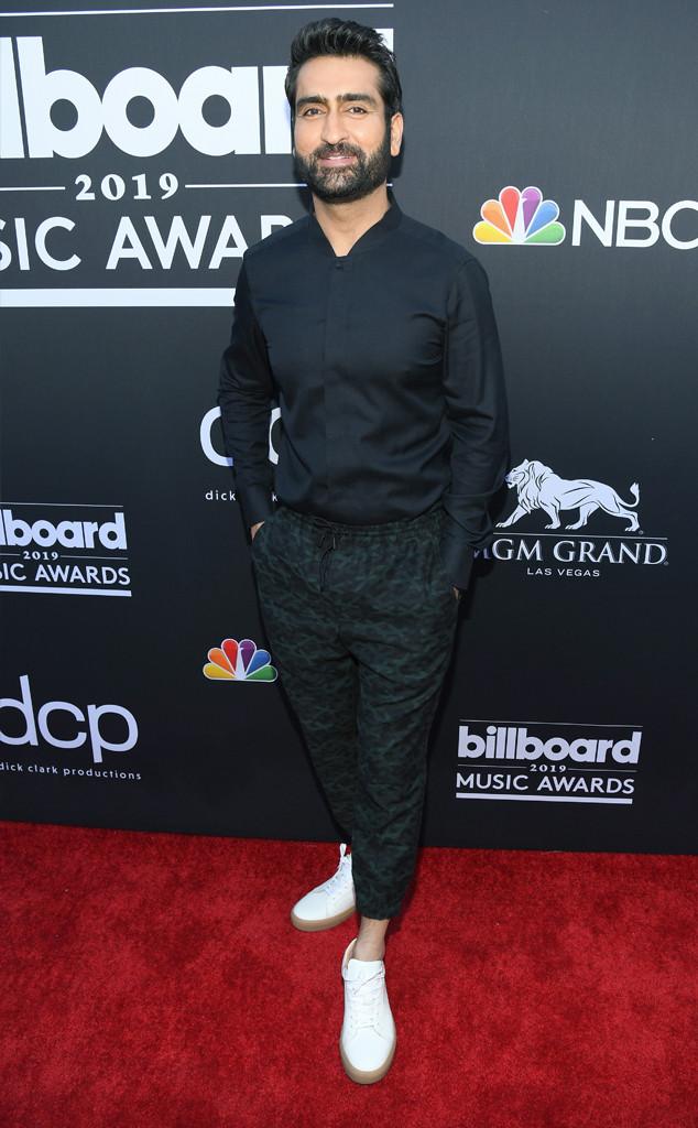 Kumail Nanjiani, 2019 Billboard Music Award, Red Carpet Fashions