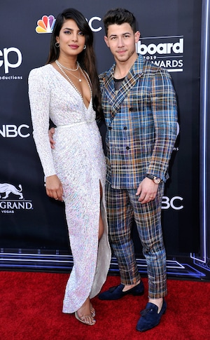 Priyanka Chopra, Nick Jonas, 2019 Billboard Music Awards, Couples, Arrivals