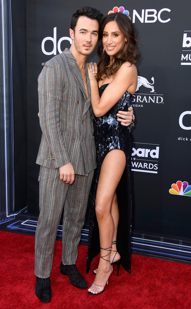 Kevin Jonas, Danielle Jonas, 2019 Billboard Music Awards, Couples, Arrivals