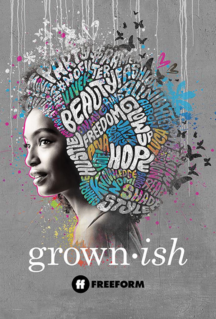 Grown-ish, Yara Shahidi
