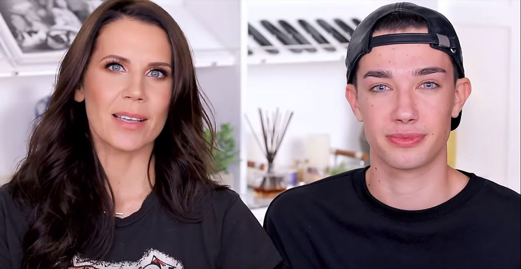 James Charles, Tati Westbrook