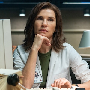 The Hot Zone, Julianna Margulies