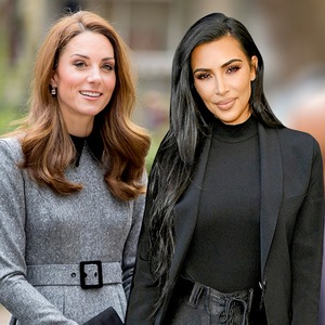 Kate Middleton, Kim Kardashian
