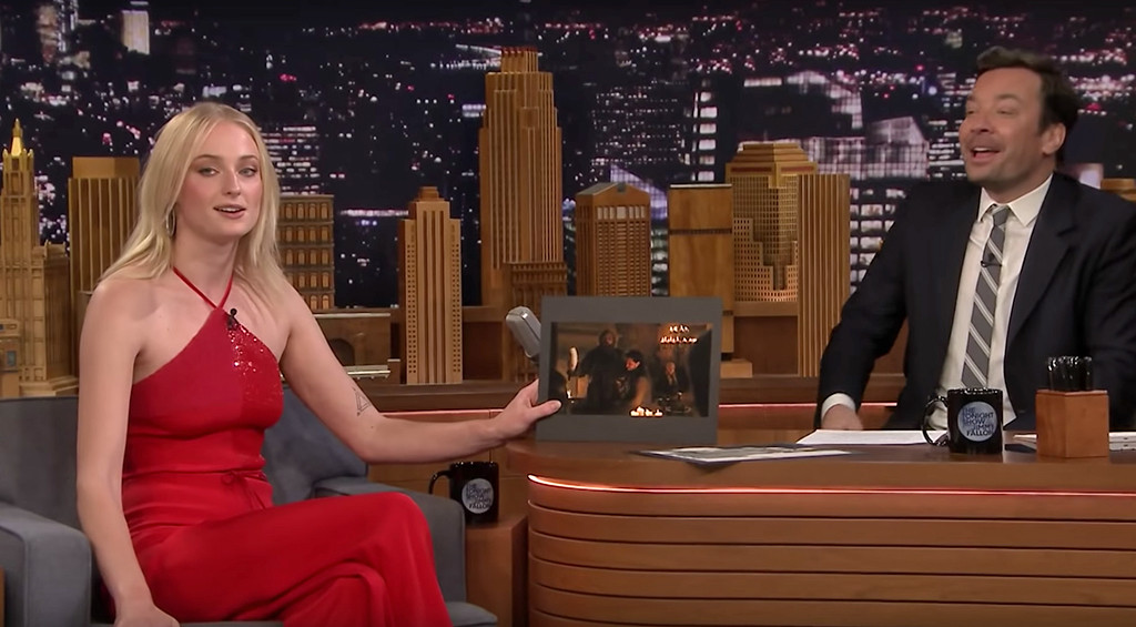 Sophie Turner, The Tonight Show Starring Jimmy Fallon