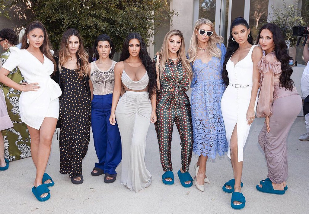 All The Details On Kim Kardashian S Shower For Baby No 4 E Online Au