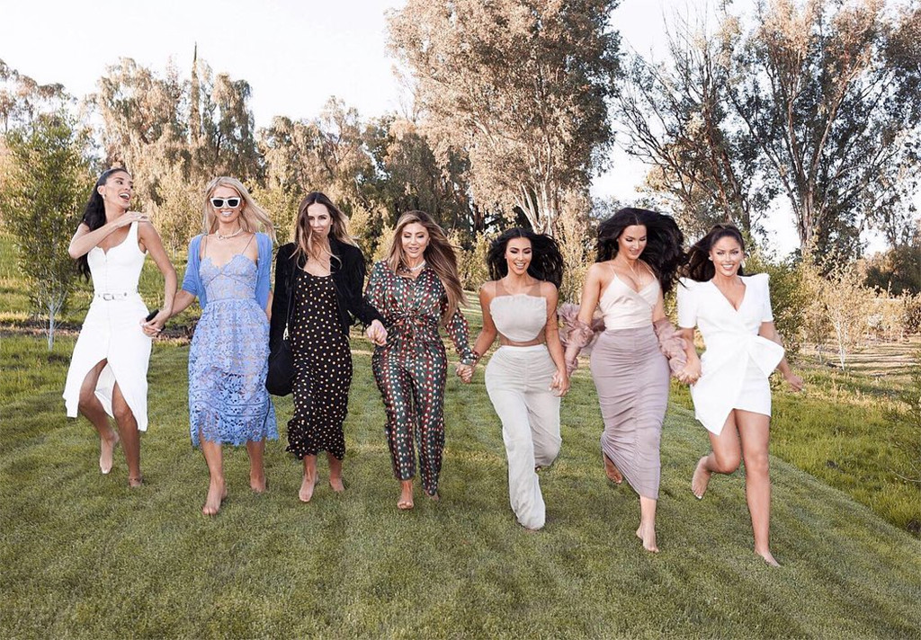 All The Details On Kim Kardashian S Shower For Baby No 4 E Online