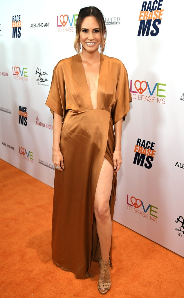 26th Annual Race to Erase MS Gala, Keltie Knight