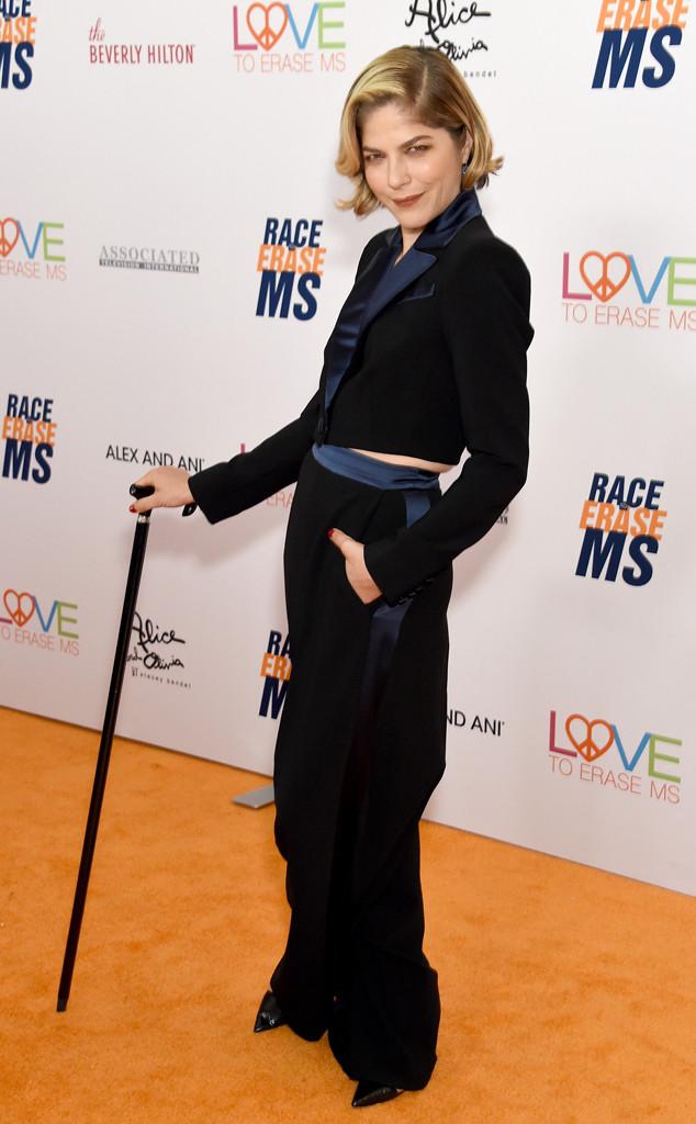 26th Annual Race to Erase MS Gala, Selma Blair