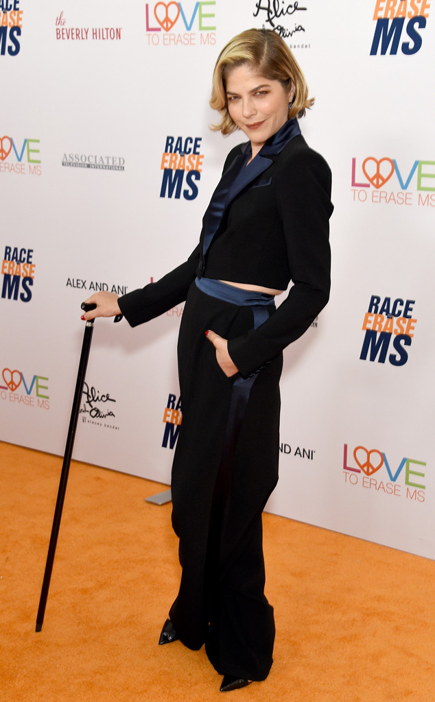 26th Annual Race to Erase MS Gala, Selma Blair
