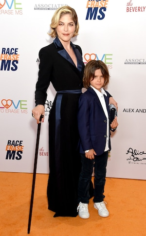 26th Annual Race to Erase MS Gala, Selma Blair, Arthur Saint Bleick