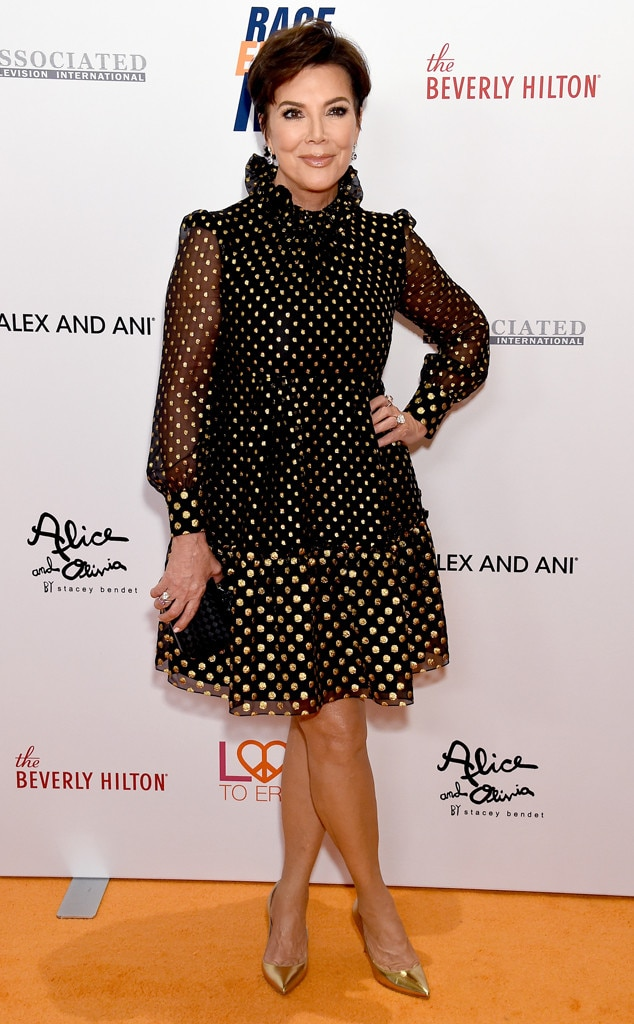 26th Annual Race to Erase MS Gala, Kris Jenner