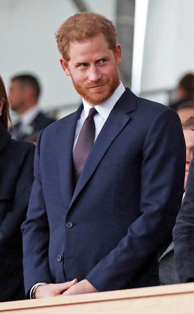 Prince Harry, Duke of Sussex, Royal Windsor Horse Show 2019