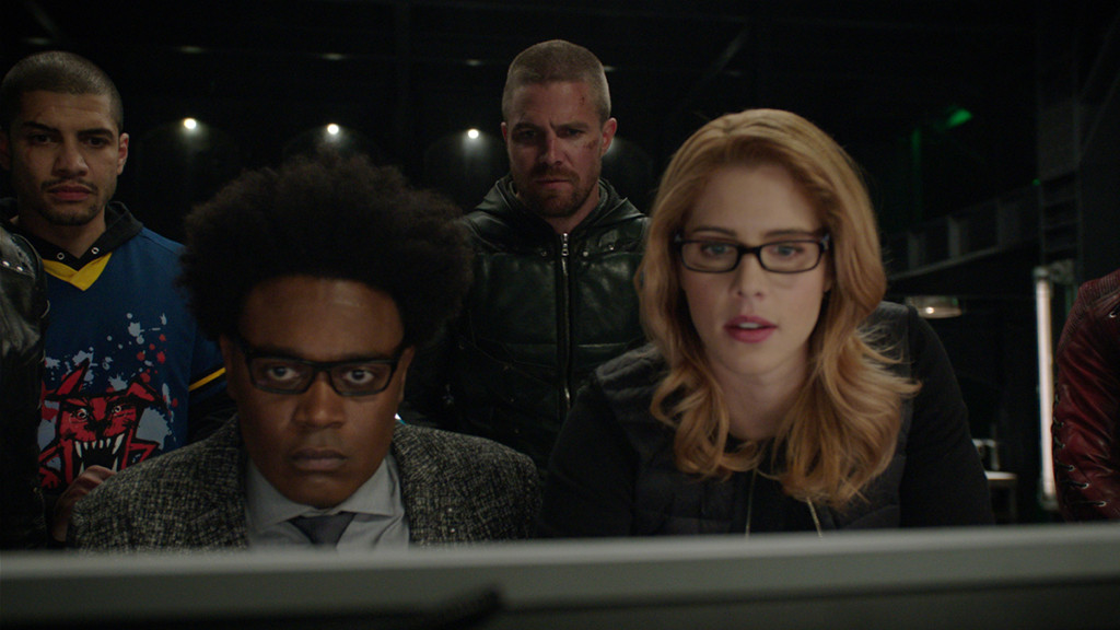 Arrow Says Goodbye to Emily Bett Rickards and Teases Oliver's Final Season Fate