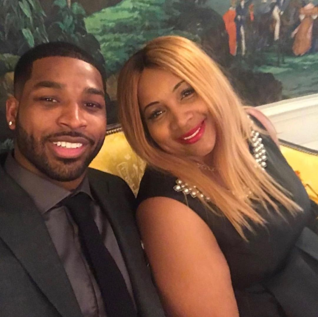 Tristan Thompson, Mother, Andrea Thompson