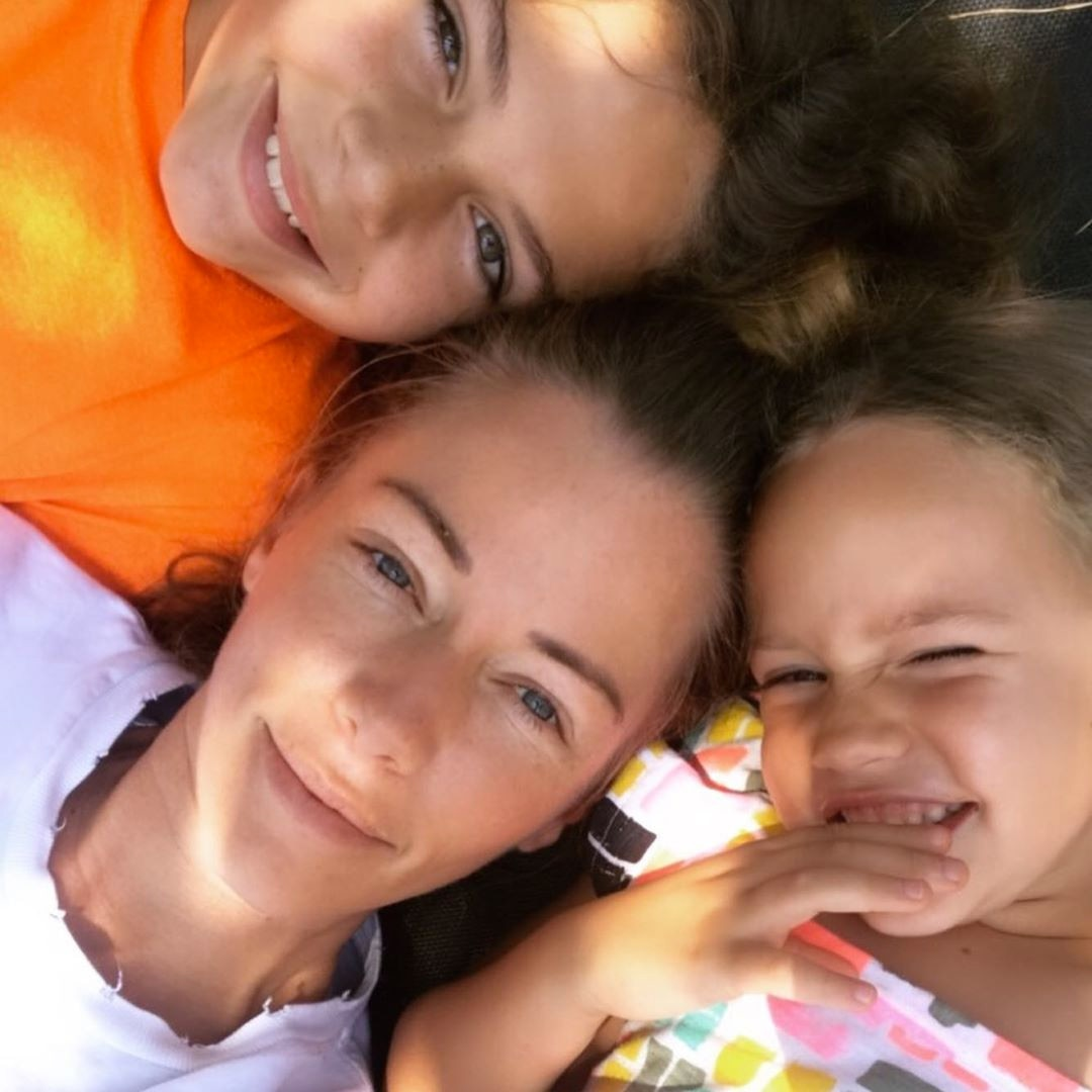 "Kenda Wilkinson -  The reality star and former Playboy model posted selfies of her and son  Hank Baskett Jr. , and daughter  Alijah Baskett , writing, ""Best Mother's Day EVERRRRR."""