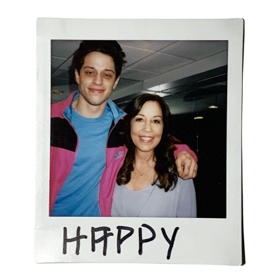 Pete Davidson, Mom, Amy Waters Davidson, Mother's Day 2019