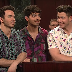 Jonas Brothers, Nick Jonas, Joe Jonas, Kevin Jonas, SNL, Saturday Night Live