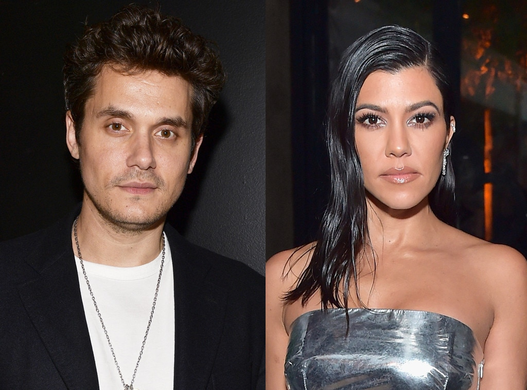 John Mayer Clears Up Kourtney Kardashian Dating Rumours For The First Time
