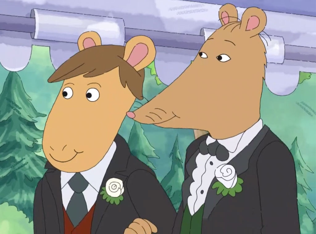 Arthur Character Mr. Ratburn Is Revealed as Gay
