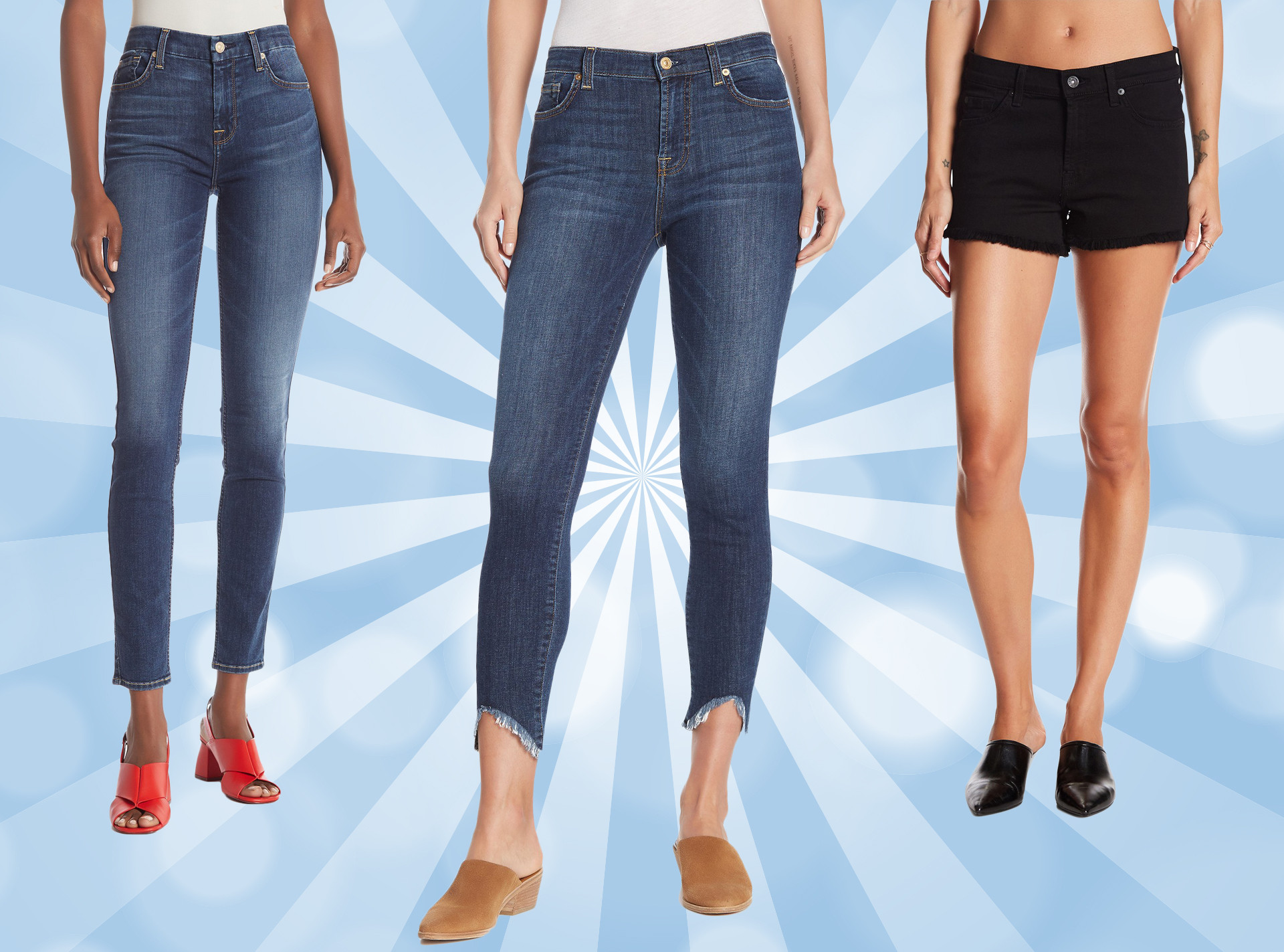 E-Comm: Flash Sale: 70% Off 7 for All Mankind