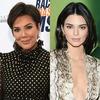 Kris Jenner, Kendall Jenner