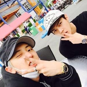 Chanyeol, Sehun, EXO