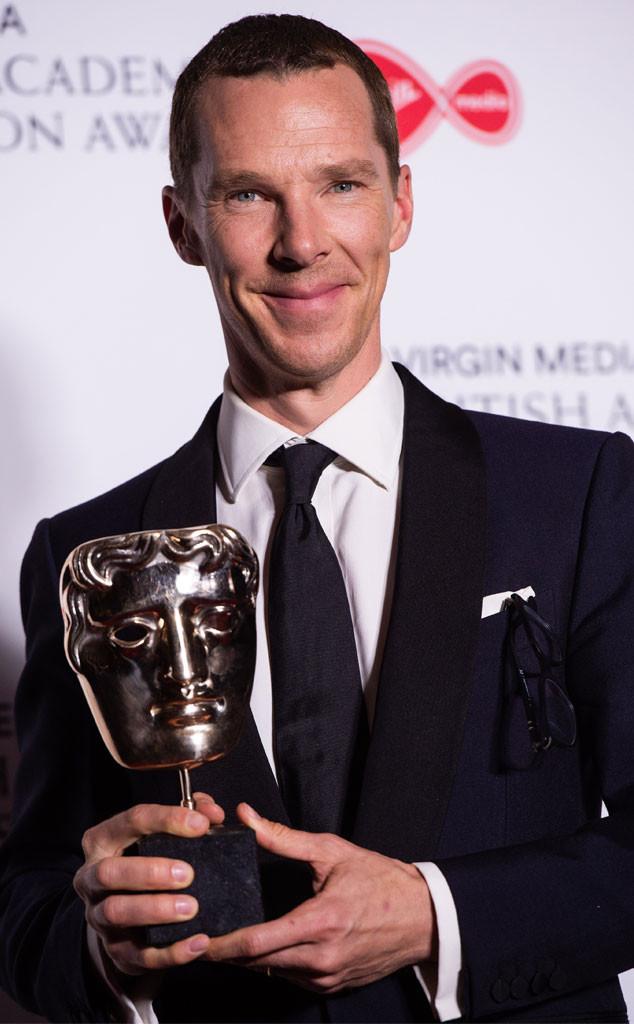 Benedict Cumberbatch, 2019 BAFTA TV Awards