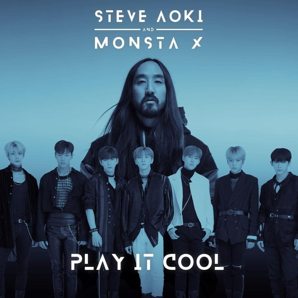 Monsta X collaborated with Steve Aoki from 10 Things You