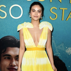Camila Mendes, The Sun Is Also A Star Premiere