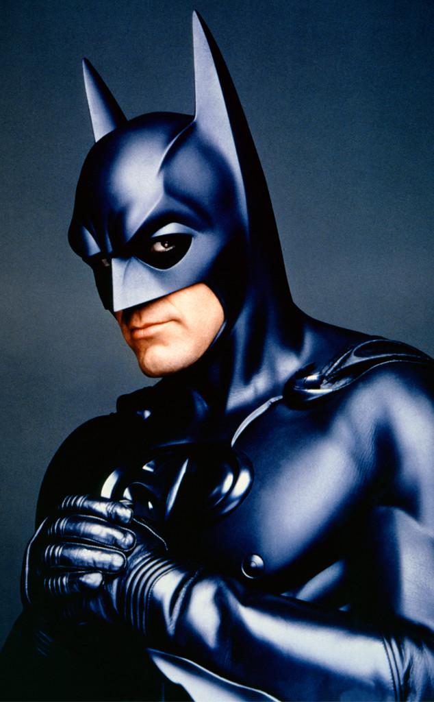 George Clooney, Batman
