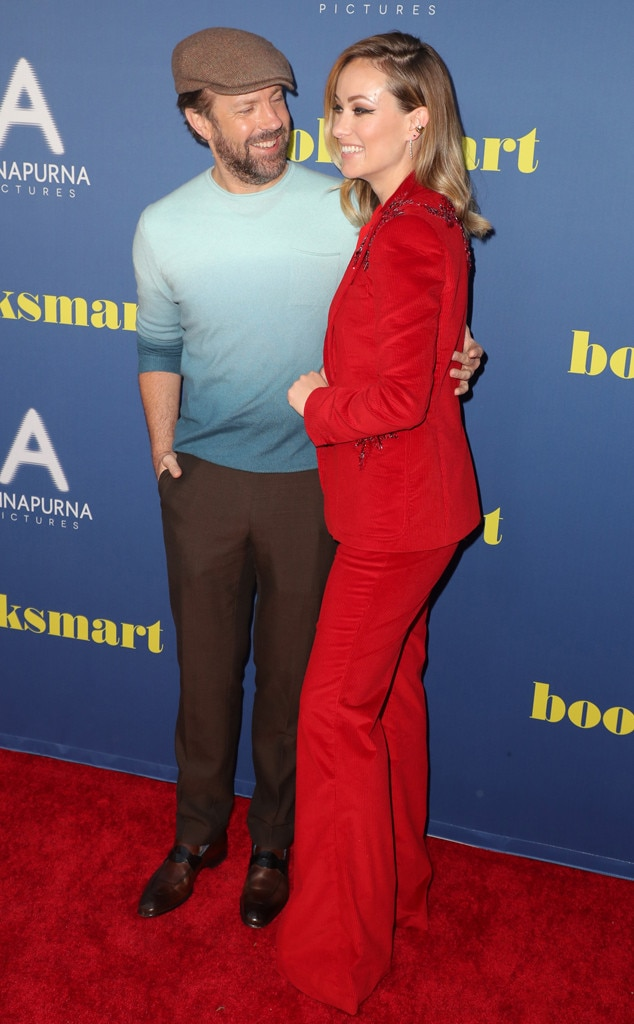Jason Sudeikis & Olivia Wilde -  Always adorable!