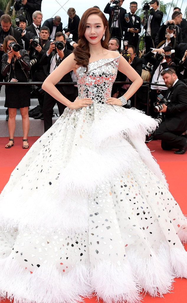Jessica Jung, 2019 Cannes Film Festival